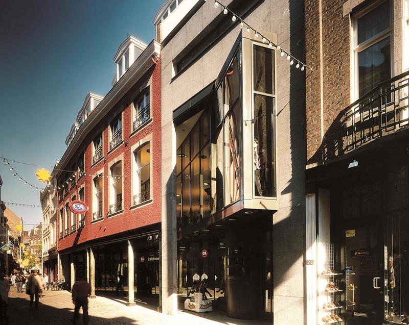 Winkelcentrum De Limburger Maastricht