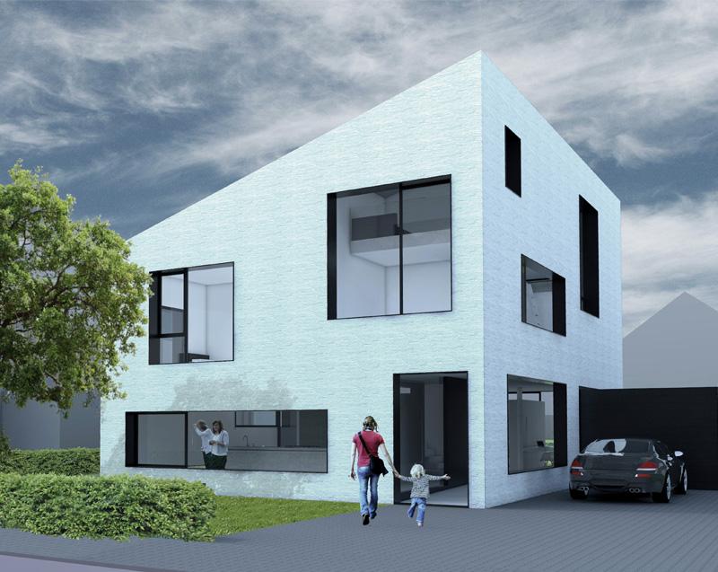 Prijsvraag woonhuis Ambyerveld Maastricht