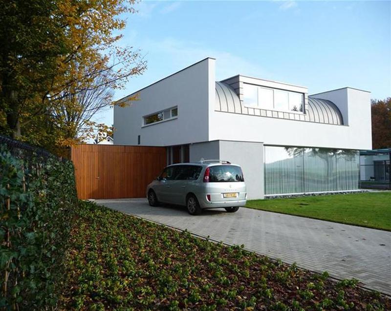 Nieuwbouw woonhuis Munstergeleen