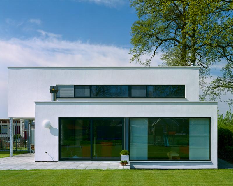 Nieuwbouw woonhuis Leut België