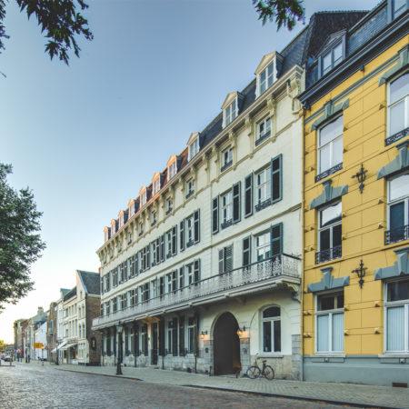 hotel Boschstraat 1