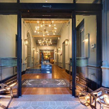 hotel Boschstraat 2