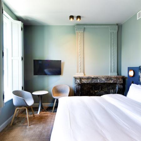hotel Boschstraat 9