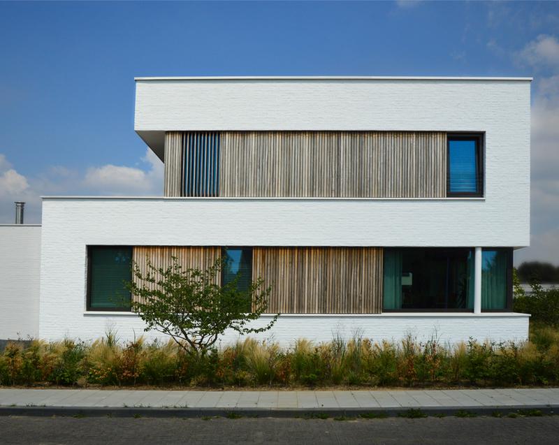 Nieuwbouw woonhuis Maastricht