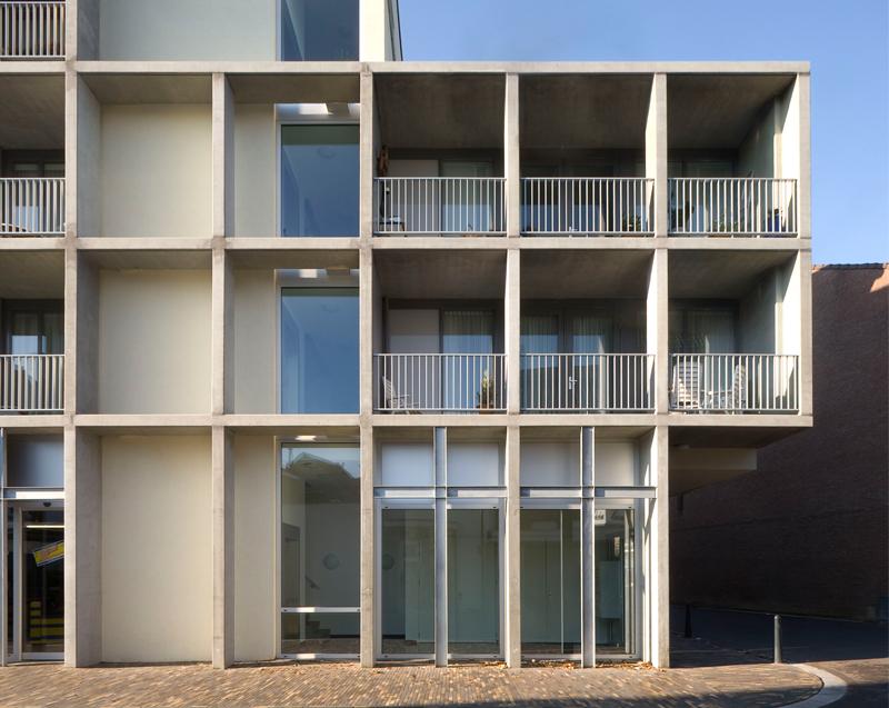 Nieuwbouw aan Gasthuisstraat te Meerssen